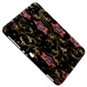 Floral Pattern Background Samsung Galaxy Tab 8.9  P7300 Hardshell Case  View5