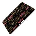 Floral Pattern Background Samsung Galaxy Tab 10.1  P7500 Hardshell Case  View4