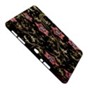 Floral Pattern Background Samsung Galaxy Tab 10.1  P7500 Hardshell Case  View5
