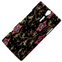 Floral Pattern Background Sony Xperia S View4