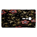 Floral Pattern Background Sony Xperia ion View1