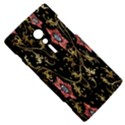 Floral Pattern Background Sony Xperia ion View5