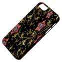 Floral Pattern Background Apple iPhone 5 Classic Hardshell Case View4
