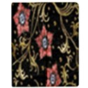 Floral Pattern Background Apple iPad 2 Flip Case View1
