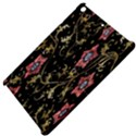 Floral Pattern Background Apple iPad Mini Hardshell Case View4