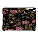 Floral Pattern Background Apple iPad Mini Hardshell Case (Compatible with Smart Cover) View1