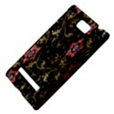Floral Pattern Background HTC 8S Hardshell Case View4