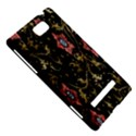 Floral Pattern Background HTC 8S Hardshell Case View5