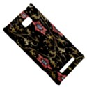 Floral Pattern Background HTC 8X View5
