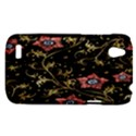 Floral Pattern Background HTC Desire V (T328W) Hardshell Case View1