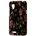 Floral Pattern Background HTC Desire VT (T328T) Hardshell Case View3