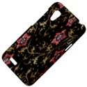 Floral Pattern Background HTC Desire VT (T328T) Hardshell Case View4