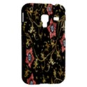 Floral Pattern Background Samsung Galaxy Ace Plus S7500 Hardshell Case View2