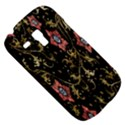 Floral Pattern Background Samsung Galaxy S3 MINI I8190 Hardshell Case View5