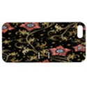 Floral Pattern Background Apple iPhone 5 Hardshell Case with Stand View1