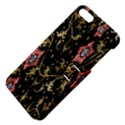 Floral Pattern Background Apple iPhone 5 Hardshell Case with Stand View4
