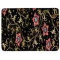 Floral Pattern Background Samsung Galaxy Tab 7  P1000 Flip Case View1