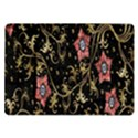 Floral Pattern Background Samsung Galaxy Tab 10.1  P7500 Flip Case View1