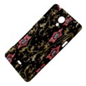 Floral Pattern Background Sony Xperia T View4