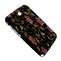 Floral Pattern Background Samsung Galaxy Note 8.0 N5100 Hardshell Case  View5