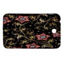 Floral Pattern Background Samsung Galaxy Tab 3 (7 ) P3200 Hardshell Case  View1