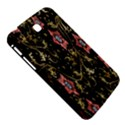 Floral Pattern Background Samsung Galaxy Tab 3 (7 ) P3200 Hardshell Case  View5