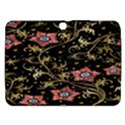 Floral Pattern Background Samsung Galaxy Tab 3 (10.1 ) P5200 Hardshell Case  View1