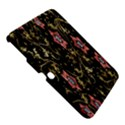 Floral Pattern Background Samsung Galaxy Tab 3 (10.1 ) P5200 Hardshell Case  View5