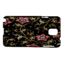 Floral Pattern Background Samsung Galaxy Note 3 N9005 Hardshell Case View1