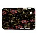 Floral Pattern Background Samsung Galaxy Tab 2 (7 ) P3100 Hardshell Case  View1