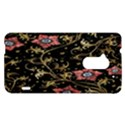 Floral Pattern Background HTC One Max (T6) Hardshell Case View1