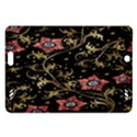Floral Pattern Background Amazon Kindle Fire HD (2013) Hardshell Case View1
