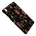 Floral Pattern Background Samsung Galaxy Tab Pro 8.4 Hardshell Case View4