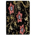 Floral Pattern Background iPad Air Flip View1