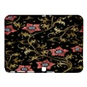 Floral Pattern Background Samsung Galaxy Tab 4 (10.1 ) Hardshell Case  View1