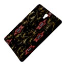 Floral Pattern Background Samsung Galaxy Tab S (8.4 ) Hardshell Case  View4