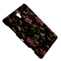 Floral Pattern Background Samsung Galaxy Tab S (8.4 ) Hardshell Case  View5