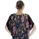 Floral Pattern Background Blouse View2