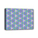 Colorful Retro Geometric Pattern Mini Canvas 7  x 5  View1