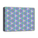 Colorful Retro Geometric Pattern Deluxe Canvas 16  x 12   View1