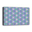 Colorful Retro Geometric Pattern Deluxe Canvas 18  x 12   View1