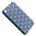Colorful Retro Geometric Pattern Apple iPhone 3G/3GS Hardshell Case View5