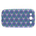Colorful Retro Geometric Pattern Samsung Galaxy S III Hardshell Case  View1