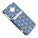 Colorful Retro Geometric Pattern HTC Evo 4G LTE Hardshell Case  View5
