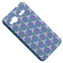 Colorful Retro Geometric Pattern HTC Radar Hardshell Case  View5