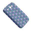 Colorful Retro Geometric Pattern HTC ChaCha / HTC Status Hardshell Case  View5