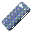 Colorful Retro Geometric Pattern HTC Incredible S Hardshell Case  View4