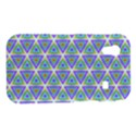 Colorful Retro Geometric Pattern Samsung Galaxy Ace S5830 Hardshell Case  View1
