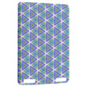 Colorful Retro Geometric Pattern Kindle Touch 3G View2