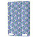 Colorful Retro Geometric Pattern Kindle Touch 3G View3